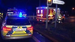 Anc Newswirede Rotlicht Missachtet Schwerer Verkehrsunfall Mit
